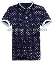 Russian Style High Quality Fashion 100%Cotton Polo Shirt For Men