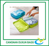 Wholesale polyester travel garment storage bag with zipper