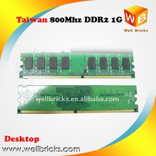 PC2 6400 ddr2 ram 1gb compatible memory