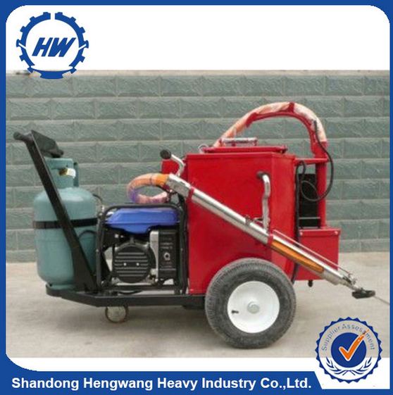Asphalt Crack Sealing Machine/Concrete road joint sealing machine