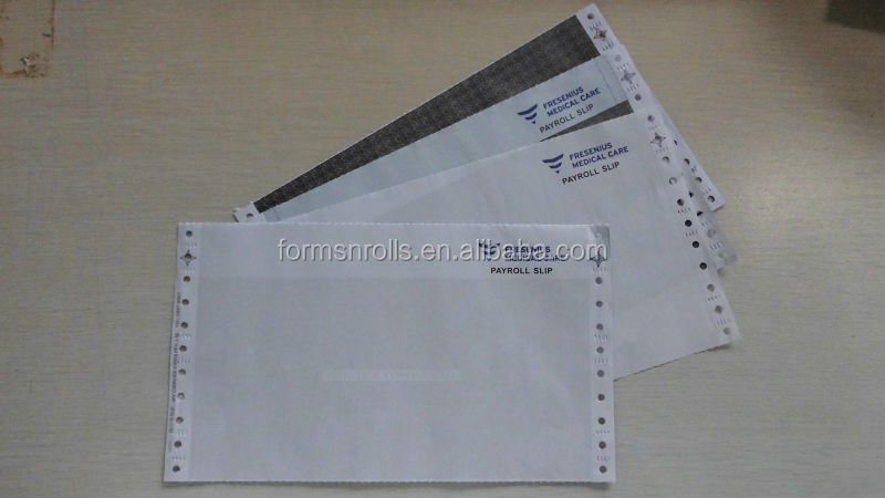 Pin Mailer Envelope Use for All Kinds of Business Forms