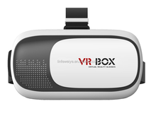2016 Virtual Reality 3D VR Headset,High Quality VR Box 2.0 For Sale