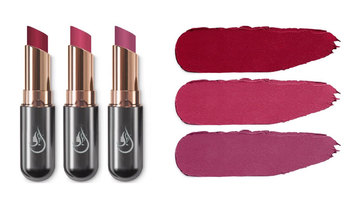 Delicate and charming capsule lipstick private label natural lipstick long lasting