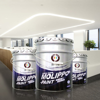 Easy Application Waterproof Interior Wall Paint