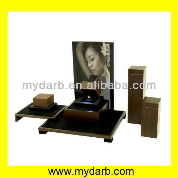 Good quality jewelry displays and cases