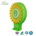 Special design outdoor IP65 Bright 5W Solar Power Motion Sensor LED Garden Path Sunflower Light