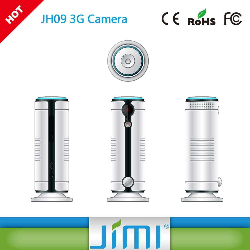 Wireless ip security camera home use or outdoor use CCTV surveillance video system with night vision detect