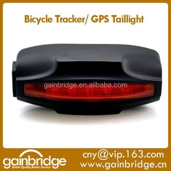 Disguised bicycle gps tracker long life battery for bicycles gps tracking