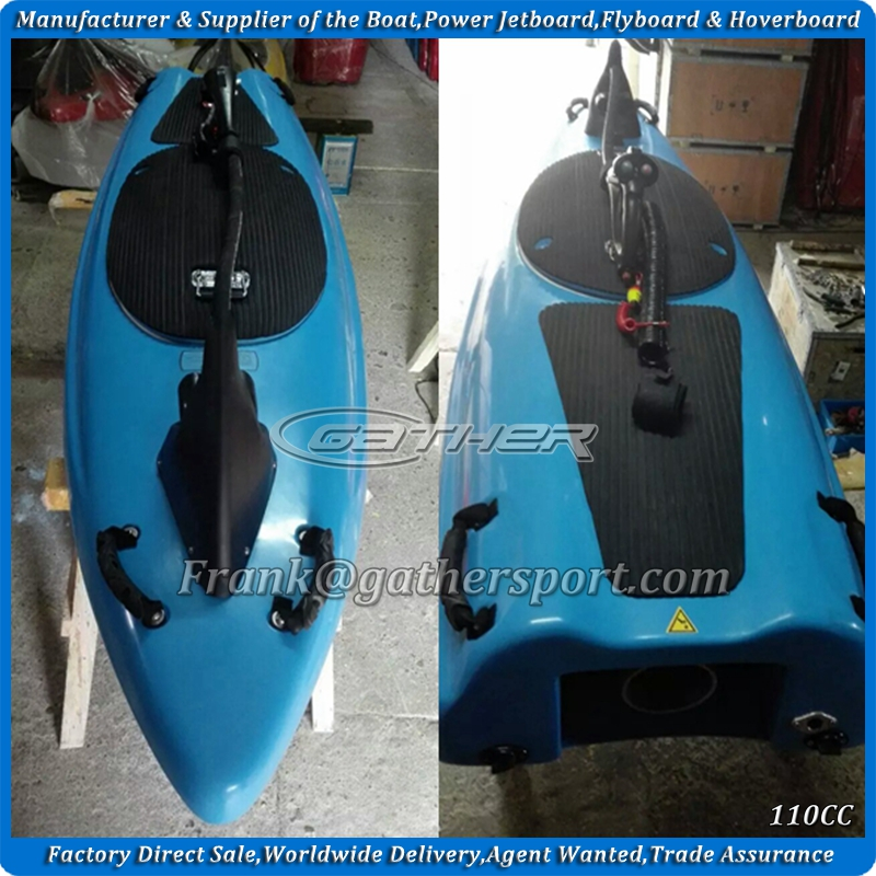4stroke 110CC power surf board,power jetboard,jet board