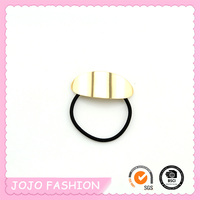 Hot Sale Fashion Simple Elastic Metal Plated Hair Band Making Machine