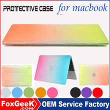 "NEW Rubberized transparent Hard Case Cover for Apple Macbook Pro 13"" 13.3"" A1278"