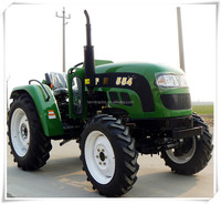 55 HP 4WD farm tractor,wheel tractor, agricultural tractor