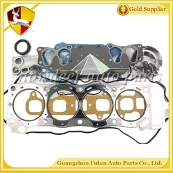 Best quality 22R engine overhaul gasket set for Toyota Corolla factory price with best standard