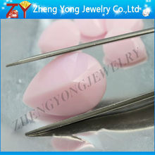 Pointed polished gem stone buyer