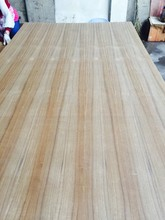 Rubber core veneer sliced cut wood veneer for furniture