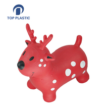safety toys for kids PVC inflatable jumping animal