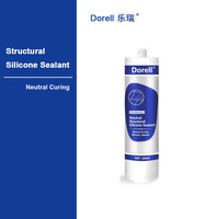 Building Curtain Wall Structural Glass Silicone Sealant