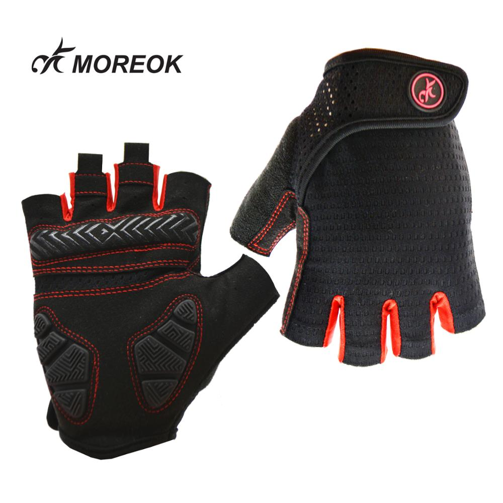 Custom Sports Summer <strong>Shock</strong>-proof half finger bike glove factory