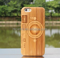 Hot Sale High Quality Bamboo Wood Case Cover Hard Back Cover Case Protector For iphone 6 Wholesale