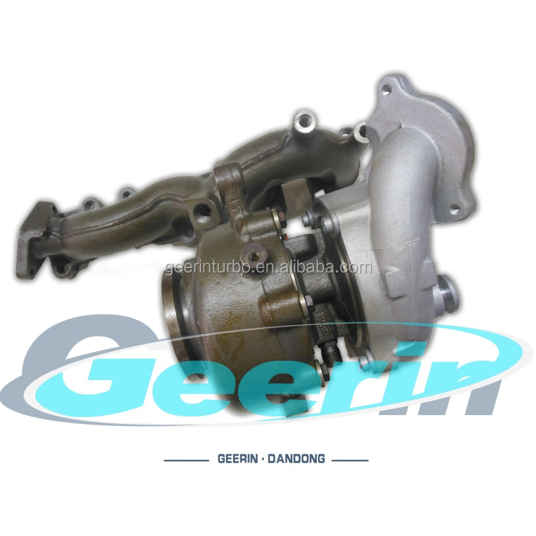 Geerin Turbo K03 53039880139 03L253056A with CBAA / CBAB for Audi A3 2.0 TDI (8P/PA)