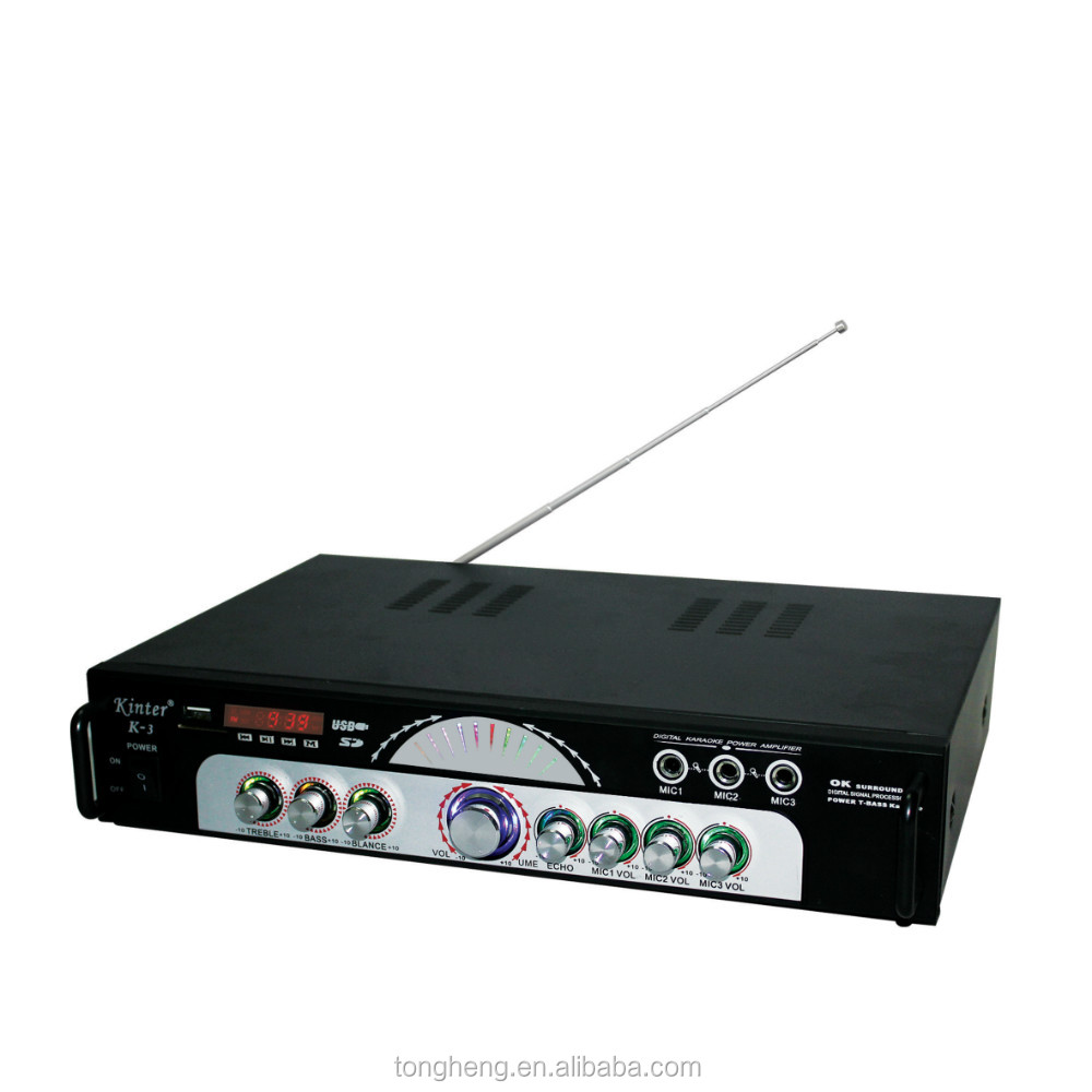 Kinter K-3 home audio system