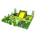 New design commercial shopping mall indoor soft playground with ocean ball pool