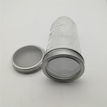 Sprouting Lids Set Stainless Steel Rings Mesh Screen Strainers for Seed Sprouting 70 87mm diameter