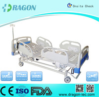 DW-BD104 Hospital bed with 5 functions electric bed parts