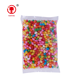 Children nutrition candy supplier fruit juice jelly gummy candy halal candy jelly bean bulk packing