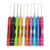 HONEST 10 Piece Dimple Lock Pick Set
