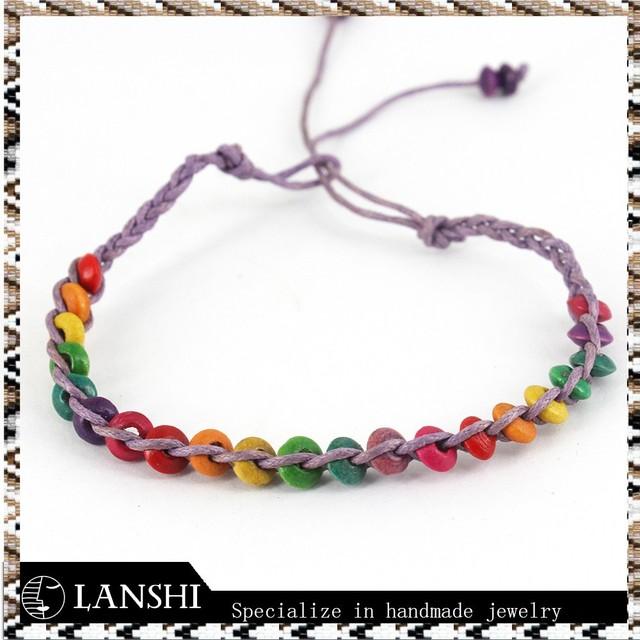 Plastic Bracelet New Products 2015 Fashion Jewelry Handmade Bangle
