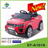 SparkTech ST-A1618 Vehicle Toys Electric Child Toy Car to Sit In