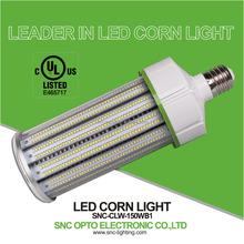 IP64 Rating UL cUL Approval, LED Corn Light, 150w to replace 400W MHL/HPS/HID