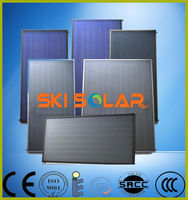 selective coating for tinox flat plate solar collector