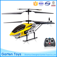 Hot sales powerful electric infrared 2.5CH alloy mini rc helicopter