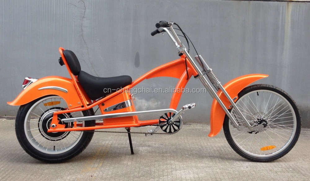 Green Power Chopper Electric Bike - Buy Green Power Chopper Electric ...