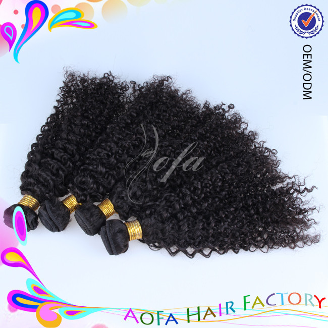 100% Virgin new mongolian kinky curly hair extension,Aliexpres hair Wholesale human hair extensions