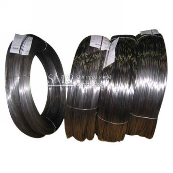 300 series bright stainless steel spring wire.