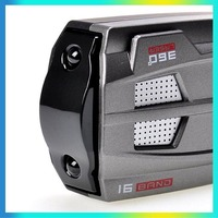 Speed V9 Laser Radar Detector Voice LED Alert Warning Car Trucker 16 Band early warning gps radar detector