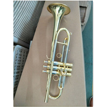 high grade Bb key heavy trumpet