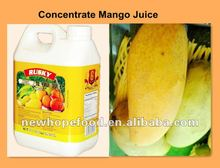 Concentrated Mango Juice