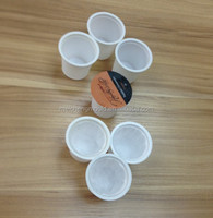 K cup filter for Keurig coffee capsule
