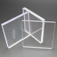 Clear PC sheet 4mm plastic polycarbonate board for polycarbonate greenhouse