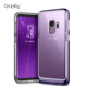 Slim Transparent Clear Protective Hard Phone Cover Case for Samsung Galaxy S9