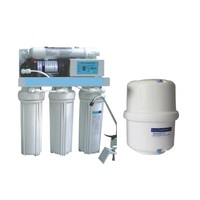 High quality drinking reverse osmosis water purifiers/ 5 stage alkaline water filter system for home