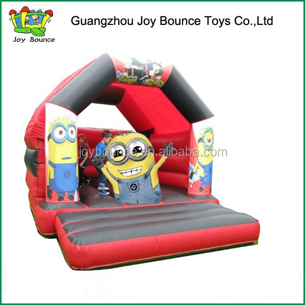 minions bouncy house infalatble bounce castle for sale ,minions inflatable bouncer house