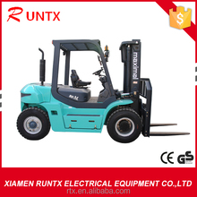 5t diesel forklift truck with Nissan engine