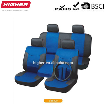 9pcs full set car seat cover auto universal to accessories