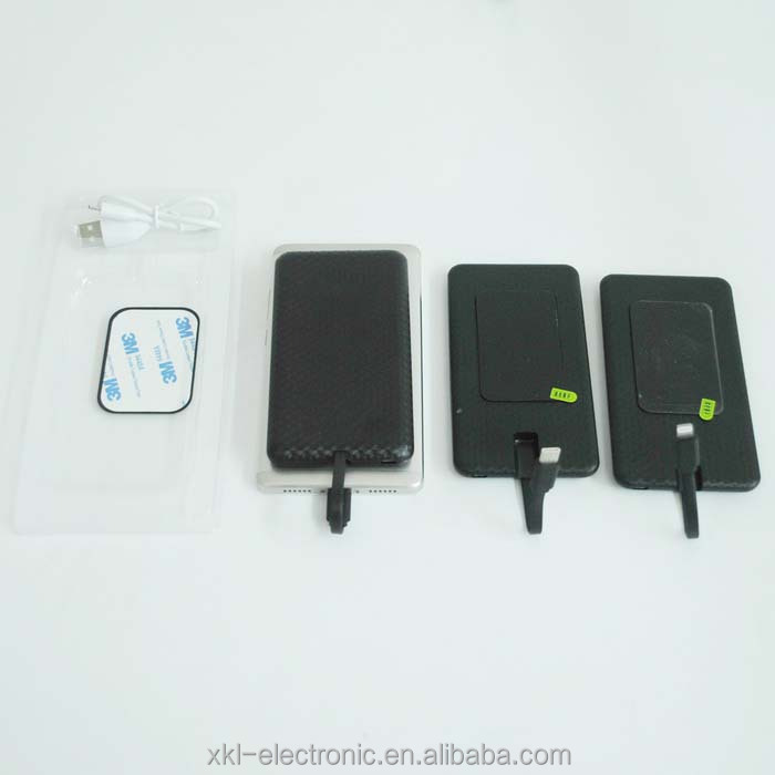 Portable Global Use Smart Phone case battery bank Power battery for all phones