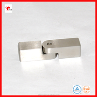 High Quality Stainless Steel Square Bar Connector fits handrail